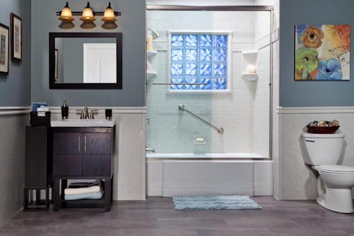 Shower Doors & Rods